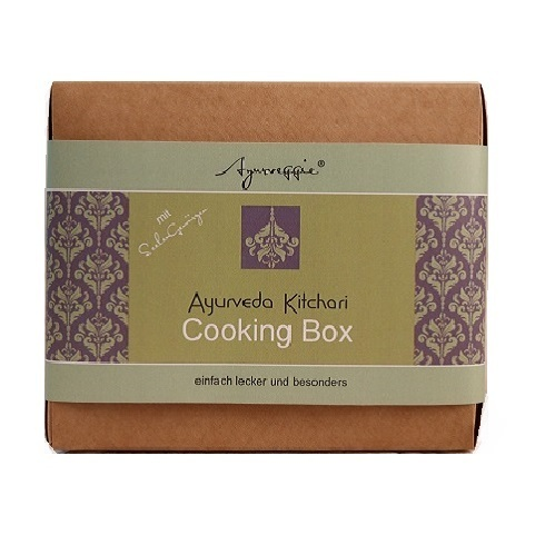 "Ayurveda Kochbox ""Kitchari"" BIO 300g"